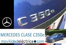 Mercedes-Benz Clase C350e