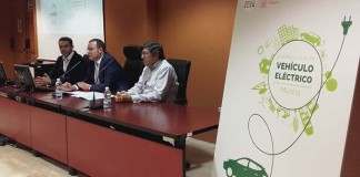 Mesa de trabajo vehículo eléctrico Murcia