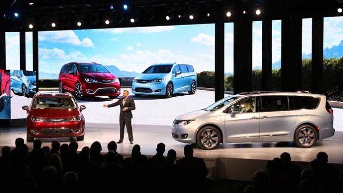 Fiat Chrysler podría presentar dos coches eléctricos en el CES de Las Vegas