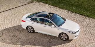 Kia Optima híbrido enchufable a la venta en España