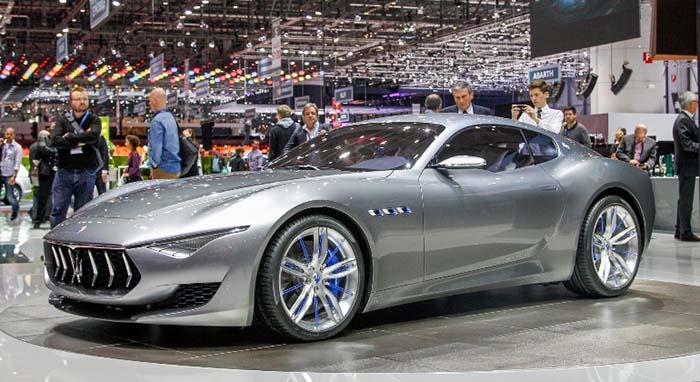 Maserati Alfieri-Salón de Ginebra de 2014