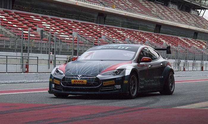 Tesla Model S de ElectricGT