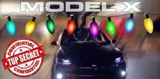 Model Xmas