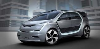 Chrysler Portal presentado en el CES2017