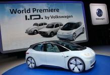 Las claves del diseño de los nuevos coches eléctricos de Volkswagen