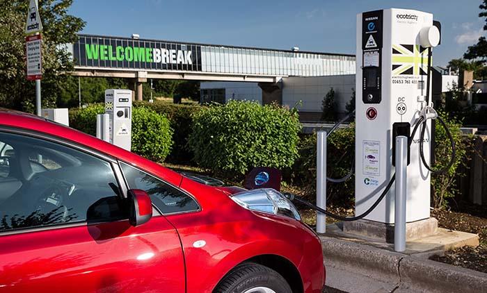 Los vehículos eléctricos están en la estrategia post Brexit de Reino Unido