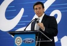 Mark Fields anuncia que Ford lanzará 13 modelos electrificados