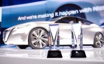 Nissan Vmotion 2.0, premio al diseño en Detroit