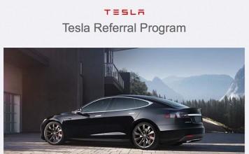 Nuevo programa de incentivos de Tesla
