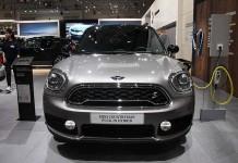 Precio del Mini Countryman híbrido enchufable-Salon del Automóvil de Bruselas