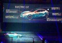 Presentación del Tesla Model S P100D de Electric GT