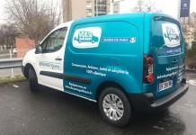 Vule Partagés car sharing eléctrico para profesionales