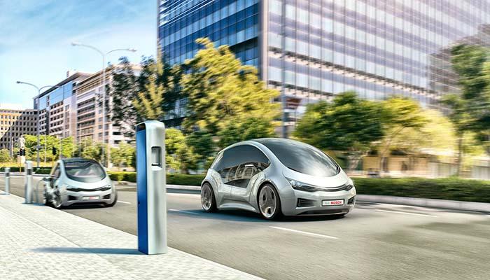 Bosch creará una unidad operativa destinada a la electromovilidad