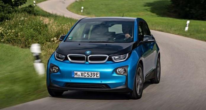 BMW i3 94Ah Protonic Blue 33 kWh de 2016