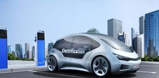Apuesta de Bosch por la movilidad eléctrica en el futuro