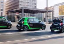 Daimler solo venderá Smart eléctricos en Estados Unidos