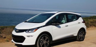 El Chevrolet Bolt Chevrolet Bolt es el tercer eléctrico más vendido en EE.UU
