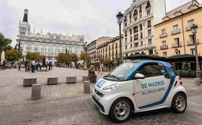 El carsharing eléctrico crea potenciales compradores de coches eléctricos-Smart ForTwo ED de car2go