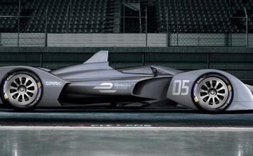 El espectacular monoplaza de la Fórmula E para la próxima temporada