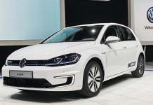 El renovado Volkswagen e-Golf por 35.900 € en Alemania