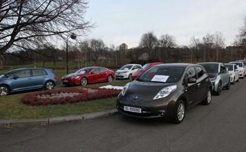 En Noruega la cuota de mercado de los coches eléctricos llega al 37%