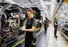 Factoría de Sindelfingen de Mercedes Benz