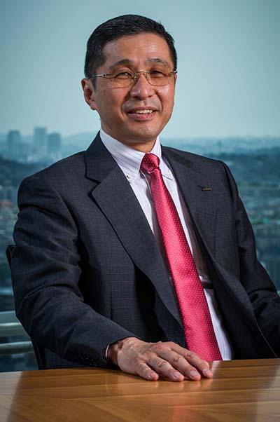 Hiroto Saikawa, nombrado nuevo Consejero Director General de Nis