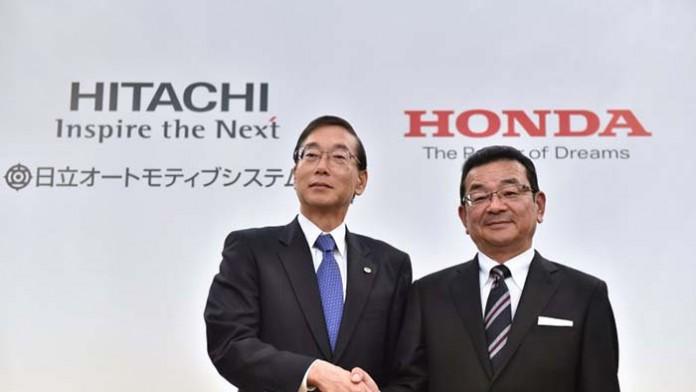 Honda e Hitachi se unen para fabricar motores eléctricos