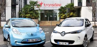 La Alianza Renault Nissan y Trasndev desarrollan un sistema para flotas de vehículos autónomos