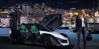 Margot Robbie nueva embajadora de Nissan para vehículos eléctricos