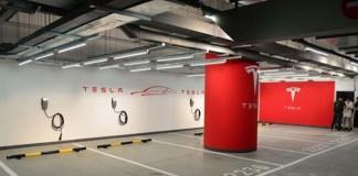 Programa europeo Destination Charging de Tesla