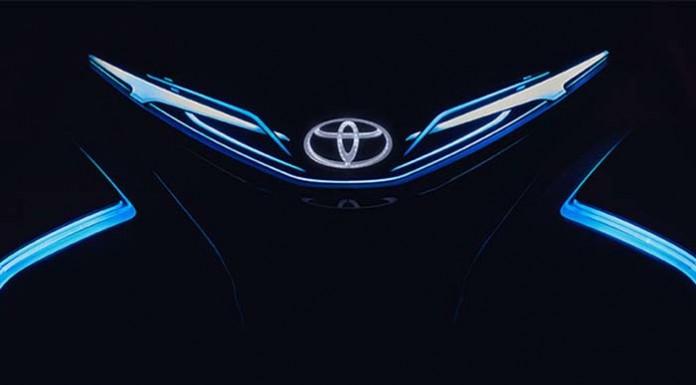 Teaser del Toyota i-Tril concept