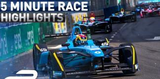Buemi se impone en el ePrix de Buenos Aires
