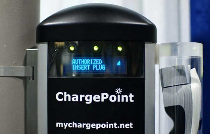 Daimler entra a formar parte de ChargePoint junto a BMWi