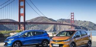 El Opel Ampera-e llegará en mayo a Noruega desde Michigan