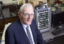 John Goodenough a sus 95 años - Foto The University of Texas at Austin