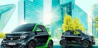 Precio en España del Smart ForTwo ED