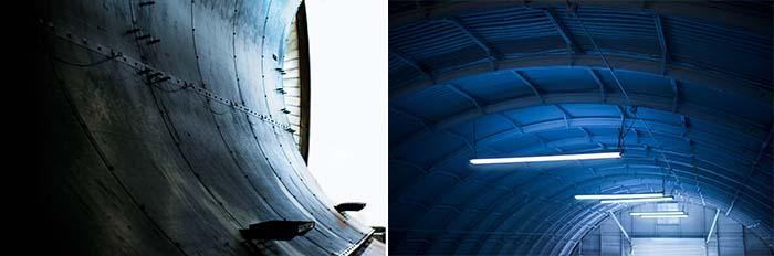 Primera cápsula de transporte de pasajeros del Hyperloop, el tren del futuro