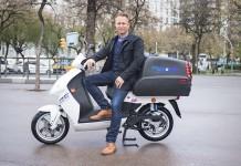Mensajería sostenible en Valencia con EcoScooting
