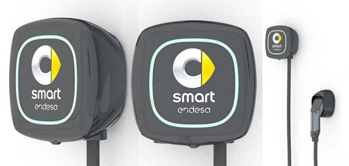 Wallbox ofrecido por Smart y Endesa