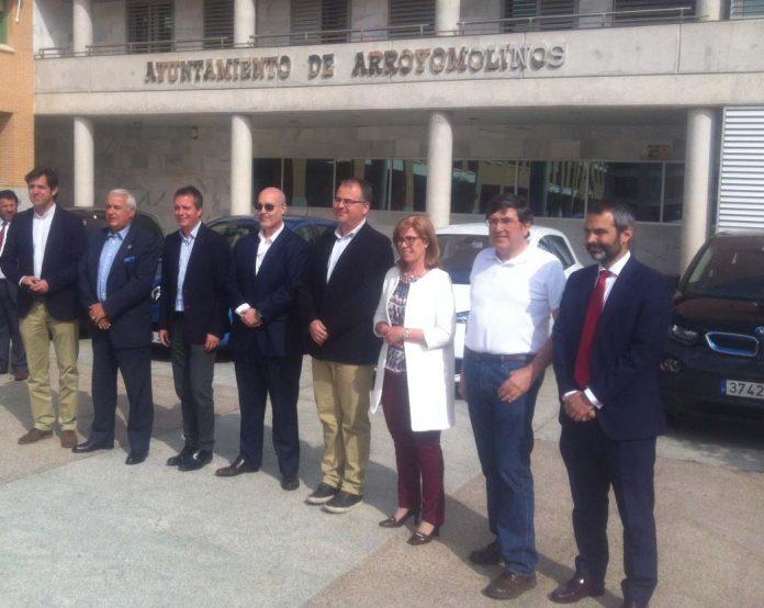 Impulso de la movilidad eléctrica en Arroyomolinos