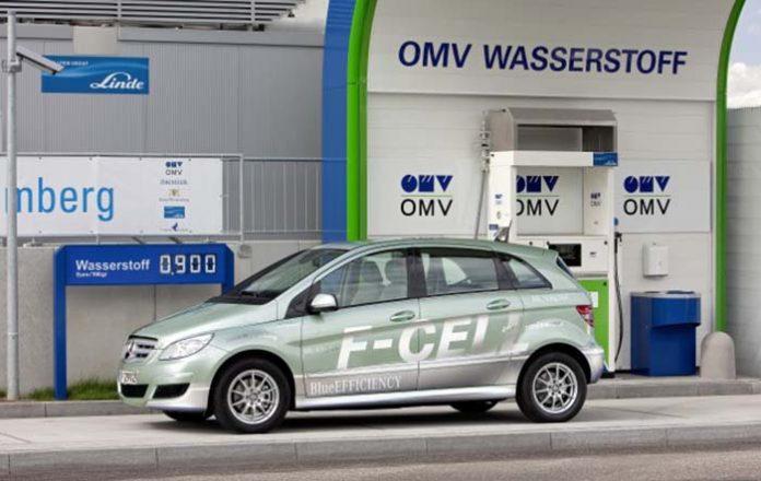 Daimler abandona su programa de hidrógeno para centrarse en los eléctricos