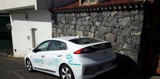 El Hyundai IONIQ eléctrico ya disponible en España- Foto Héctor D. Rodríguez