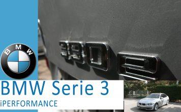 BMW Serie 3 iPerformance