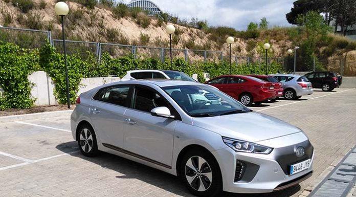 Hyundai Ioniq eléctrico. Presentación en Madrid