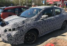 Nuevo Nissan Leaf 2018- Foto i300
