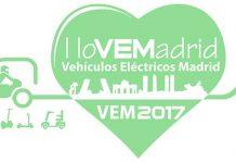 VEM 2017 mostrará a los madrileños lo último en movilidad eléctrica