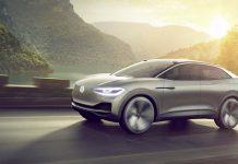 Volkswagen I.D. CROZZ concept-exterior