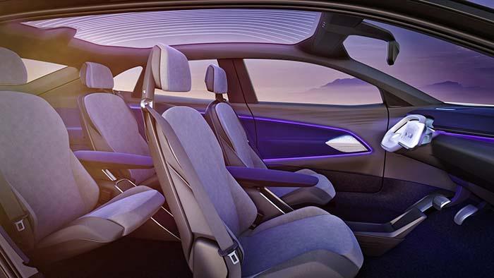 Volkswagen I.D. CROZZ concept-interior