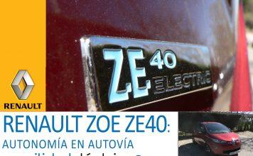 RENAULT ZOE ZE40-AUTOVIA